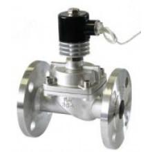 Válvulas de solenóide de aço inoxidável da alta pressão e da temperatura de HUS normalmente fechado da água