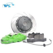 Melhorar o efeito de resfriamento peças de carro WT8530 4 pistões pinça de freio para kit de freio bmw
