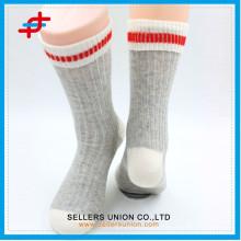 Chaussettes sport en tricot pour hommes chaussettes en laine chaussettes sport en laine de haute qualité