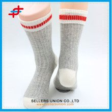 Super thick winter essential men soccer sport wool socks