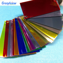 Guangzhou 3mm/ 5mm/ 6mm window wall decoration plexiglass mirror acrylic sheet
