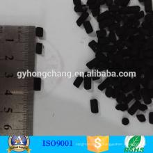 Сера пропиткой угля на основе цилиндрический активированный уголь для удаления ртути