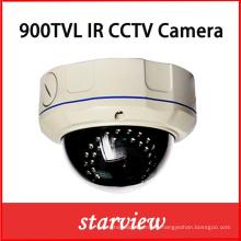 900tvl CMOS IR Vandalproof Dome cámara de seguridad CCTV digital