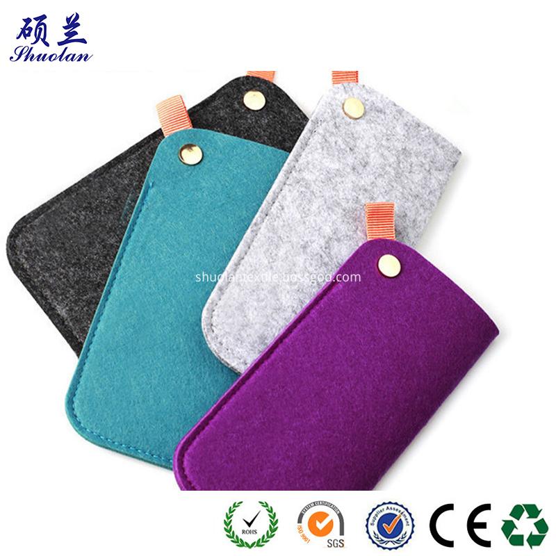 Blue Color Bag For Glasses