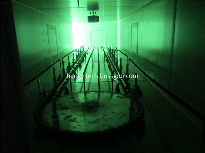 Automatic Spraying Production Line Infrared Leveling Furnace