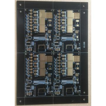 4 layer 2OZ copper PCB with 0.8mm thickness