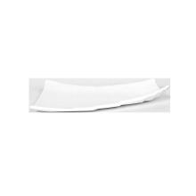 9519  Wholesale Custom Hot sale best quality melamine tableware White Plate Kitchen Plates for Restaurant