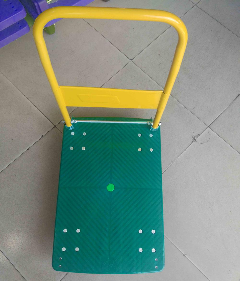 300kg Folding Trolley Platform Hand Truck Dolly Top View