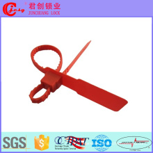 One Time Use Lock Plastic Security Seal for Bags and Luggage