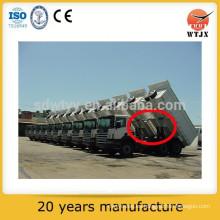 Cilindro telescópico hidráulico de calidad asegurada para elevación