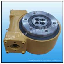 Reductor de engranaje de tornillo sinfín sistema de energía solar dirección de giro modelo SE3