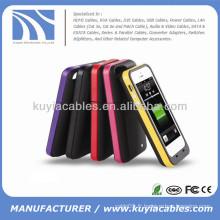 2200mAh batterie externe pour batterie de secours pour iPhone 5 5S
