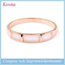 Bracelete de ouro 18k bracelete da árabe arábia jóias bracelete de aço inoxidável atacado alibaba