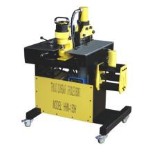 HL-150H 200H hidráulico máquina de perfuração de chapa de aço inoxidável