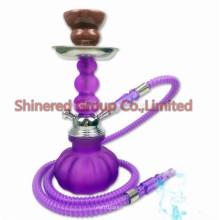 Tubulação de água Tubo de fumar Vidro Hookah Shisha
