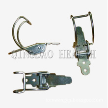 "1/2"" Steel Clip (HM067) with Zinc Plating Finish"