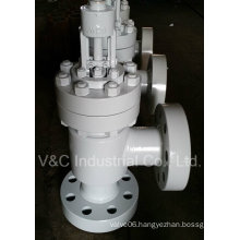 Flanged End Globe Valve with Manual Valve (Class150~600) From China