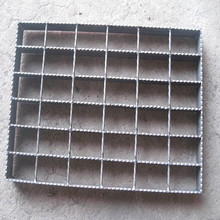 Galvaniserad Serrated Steel Grid
