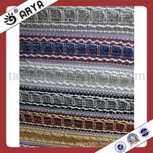 Polyester yarn curtain fringe trims