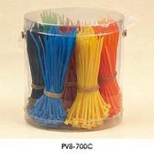 Série PVB (tube en PVC) Attaches de câble