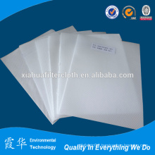 Filter cloth for medical waste incinerator