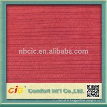Tissu de tapisserie d'ameublement de tissu de brocart de sofa pour le stock