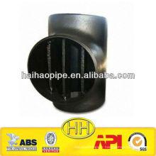 ASTM A234 Tube barré en acier au carbone WPB