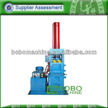 Hydraulic compactor machinery for alum cans