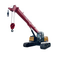 YCC-250-5 model crawler crane for sale