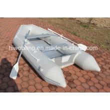 2.9m pesca barco inflável com muitos chão disponível