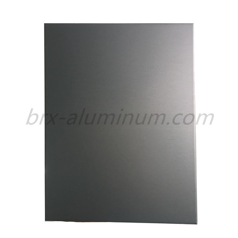 Decorative Anodized Aluminum Alloy sheet