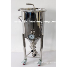 Stainless Steel Conical Fermenter Brewing Equipment Fermentation Tank