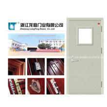 Portas de armazenamento frio aceiro feitas em China