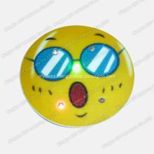 Flashing Pin, LED Flashing Badge, Promotion Gift, LED Pin