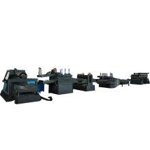Metal Sheet Production Line  Embossing Shearing And Slitting Machinery