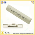 Highly galvanized engraved metal name tags