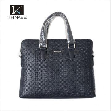 Dropshipping Atacado de alta qualidade Vintage Mens Leather Bag