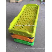 Mobiliário moderno plástico crianças cama de criança
