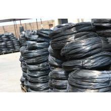 Fio de ligação recozido de aço preto (macio)