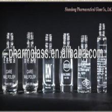 Принимать бутылки с логотипом Logol