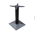 cast iron poker table base for export