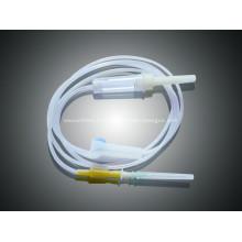 CE и ISO утвержденный медицинский Устранимый комплект вливания