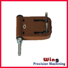 customized die casting aluminium sliding window door lock