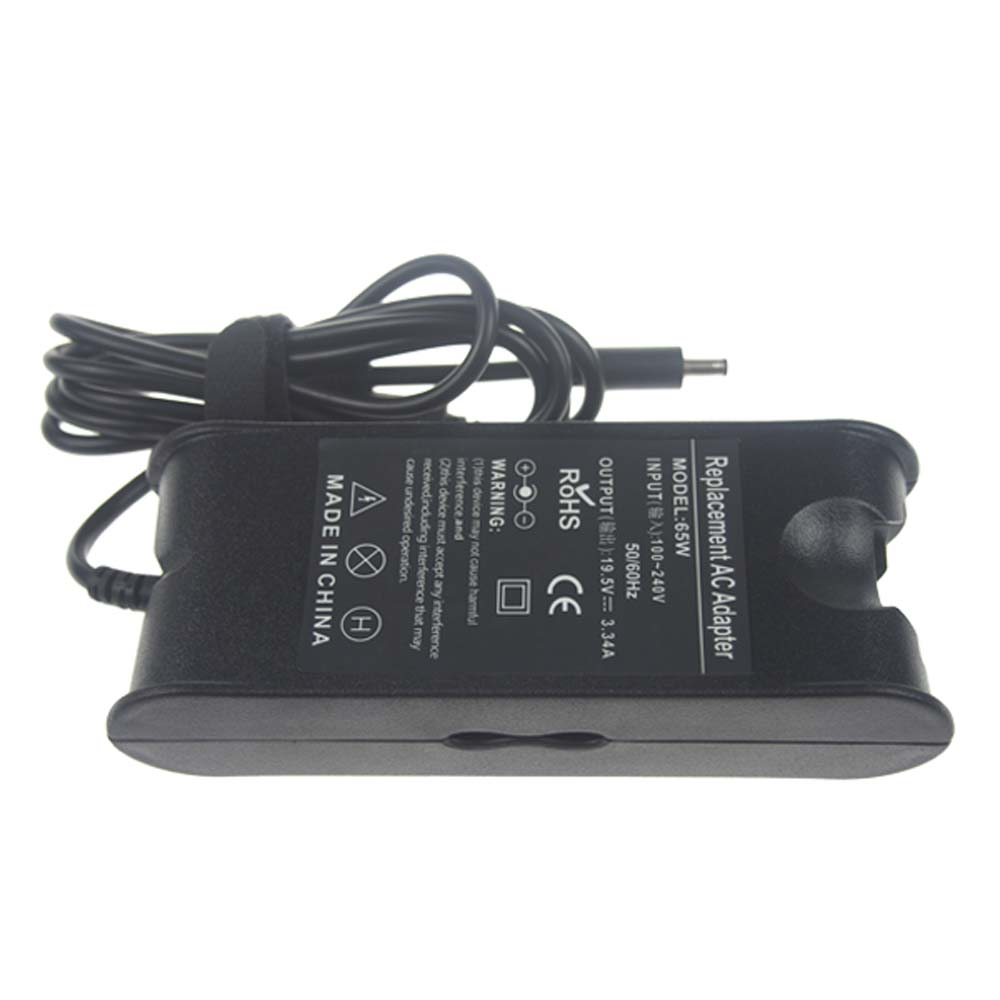 19.5v 3.34a laptop adapter for dell