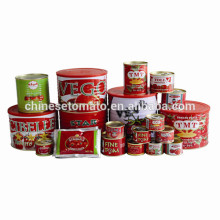 Tomato Paste Exporter Supplying Halal Tomato Paste