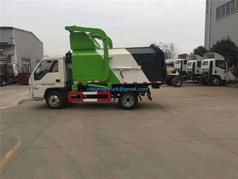 Front Loader Truck 2