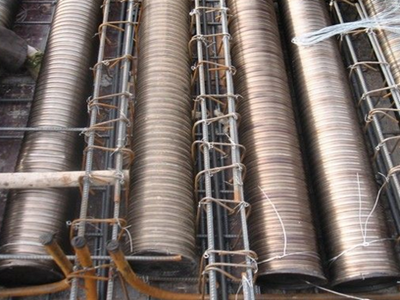Round Corrugated Pipe