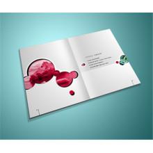 Impression faite sur commande de brochure d'impression de brochure de Softcover d'impression offset