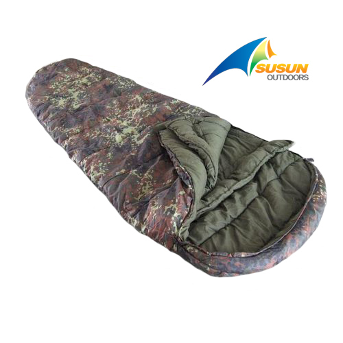 Camouflage Military Sleeping Bag