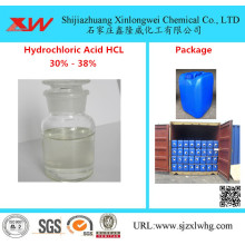 Food Grade Hydrogen Chloride HCL Hydrochloric Acid